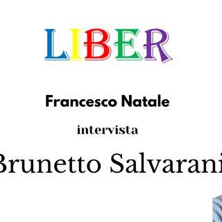 Francesco Natale intervista Brunetto Salvarani   Religione e Dopo   Liber – pt.4