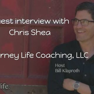 Find Inner Peace & Live in the Moment: Chris Shea