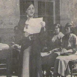 Adelina Zendejas, mujer revolucionaria y convicta del materialismo dialéctico