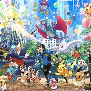 Wir Reden Live Über Pokemon