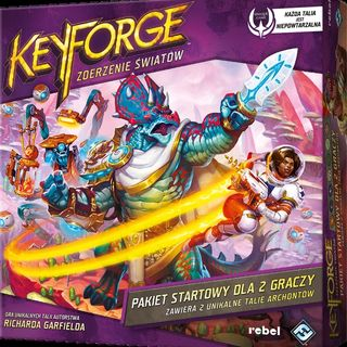 Target Releases #Keyforge Worlds Collide to Early
