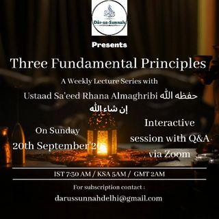 3 Fundamentals Of Islam