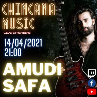 #13 AMUDI Safa nel salotto virtuale di Chincana Music