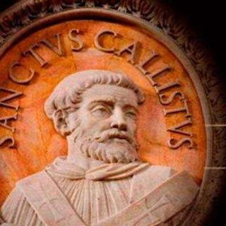 San Calixto, Papa y mártir