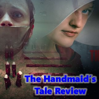 Daily 5 Podcast - The Handmaid's Tale Review