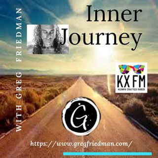 Inner Journey with Greg Friedman and guest Michael Brian Baker