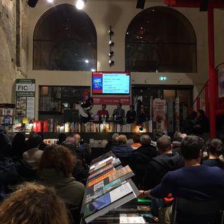 #bologna Federico Taddia e Telmo Pievani