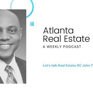 John Thompson on Real Estate Radio 5.14.2020