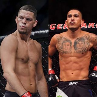 Massive Breaking NEWS!!! Nate Diaz - Anthony Pettis At UFC 241.In California At Welterweight!!!