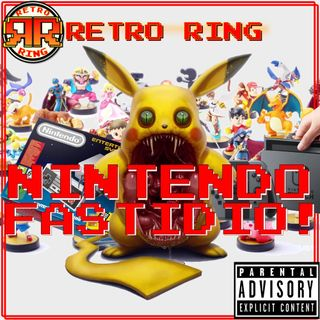 Retro Ring e0 s0 - Nintendo FASTIDIO