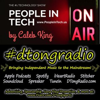 #MusicMonday on #dtongradio - Powered by PeopleInTech.us