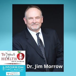 Dr. Morrow's Personal Experience with Breakthrough Covid-19 Infection