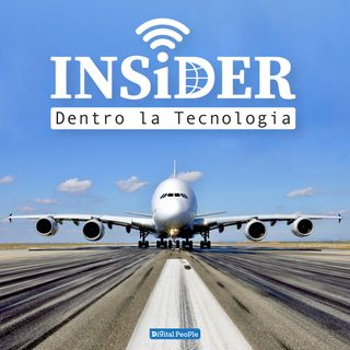 La tecnologia in un viaggio aereo