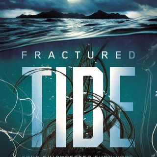 """Castle Talk: Leslie Lutz on the exciting """"Lost""""-like Book Fractured Tide (Podcast Discussion)"""