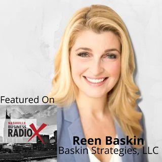 Reen Baskin, Baskin Strategies, LLC