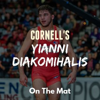 U.S. Open champion and two-time NCAA champion Yianni Diakomihalis of Cornell - OTM568
