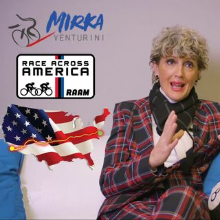 Intervista a Mirka Venturini: Ultracycler Italiana alla RAAM.