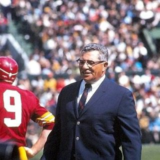 TGT Presents On This Day: December 21,1969 Vince Lombardi coaches his final game