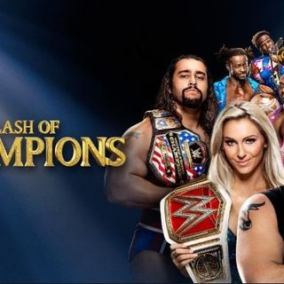 WWE Clash of Champions Prev 16