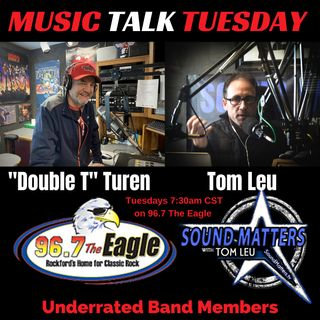 (Music Talk Tuesday): Underrated Band Members