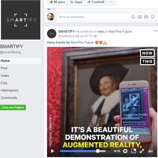 APP: Smartify l'ocr dei quadri e il linguaggio naturale