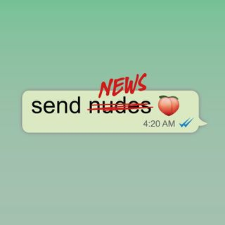 send news🍑