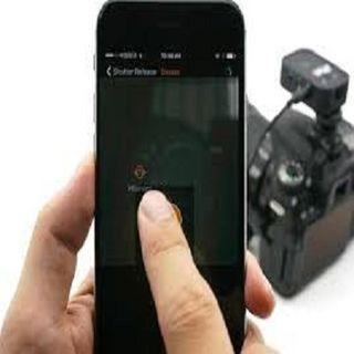 Remote camera control