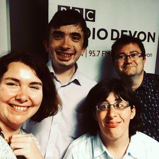 The A-I-R Team on BBC Radio Devon - July 2019