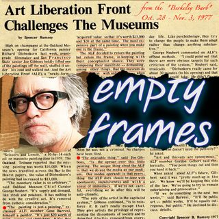 S3E6 - The Art Liberation Front