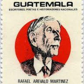 Reseña y Poesía de Rafael Arévalo Martínez de Guatemala