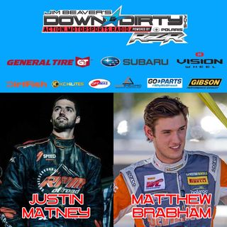 #364 – Justin Matney & Matt Brabham On Air