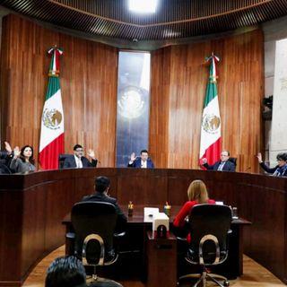 PES pierde su registro; la Reforma Educativa; bloqueo del CNTE y más…