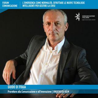 Forum Comunicazione 2021, 2°giornata | Digital Talk | L'emergenza come normalità