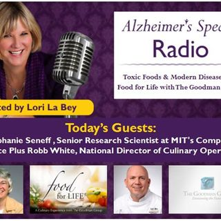 Toxic Foods & Modern Disease Plus Food for Life with The Goodman Group