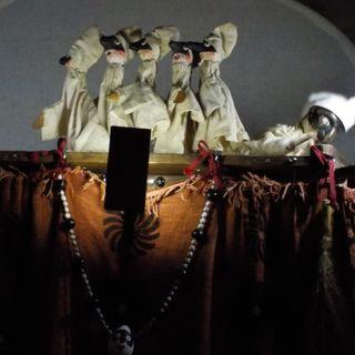 Bruno Leone in Pulcinella e Carnevale