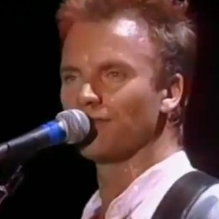 The Police EVERY BREATH YOU TAKE - LIVE -