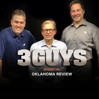 Oklahoma Review  with Tony Caridi, Brad Howe and Hoppy Kercheval (Episode 149)