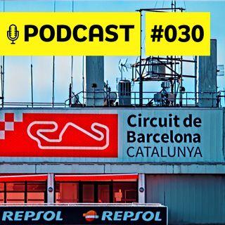 #30 - A expectativa para a pré-temporada 2020 da F1