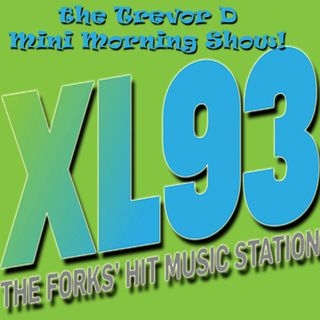 "The Trevor D in the Morning Show Highlights 1-22-19: How do you Draw the Letter ""X""????"