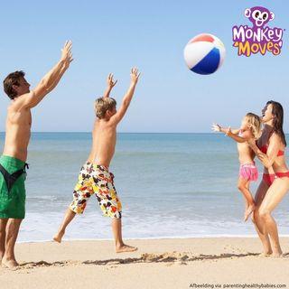5 Redenen en 5 tips voor een actieve zomervakantie voor kinderen.