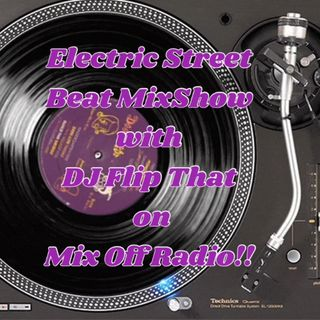 Electric Street Beat MixShow 9/16/19 (Live DJ Mix)