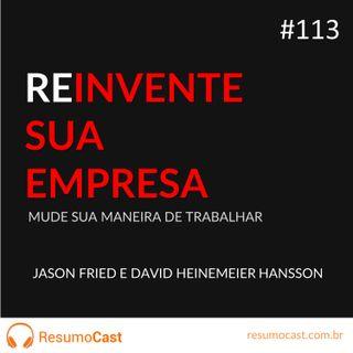 113 Reinvente sua empresa