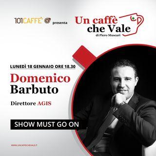 Domenico Barbuto: I lavoratori dello spettacolo