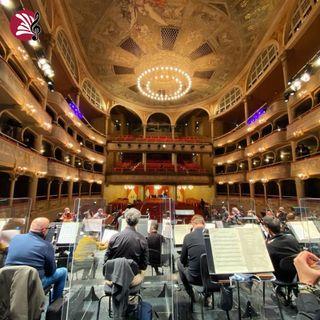 Teatro Malibran direttore Brunello musiche di Bach Mozart Haydn