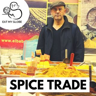 Spicy: The History of Spices and the Spice Trade