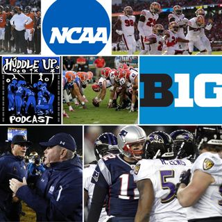 Huddle Up Pod - B1G is King