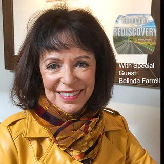 "Ca-""Huna"" ma-tata:  A ""friggin"" joyful conversation with Belinda Farrell!"