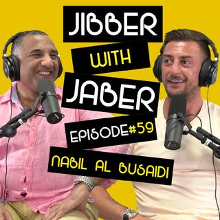 Nabil Al Busaidi | 1st Arab to walk to the magnetic North Pole | ep 59 Jibber with Jaber