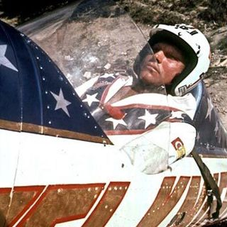 EVEL KNIEVEL: L'ULTIMO GLADIATORE