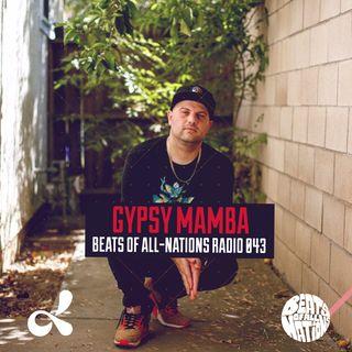 Gypsy Mamba | Beats of All-Nations Radio 043 Live at Dublab